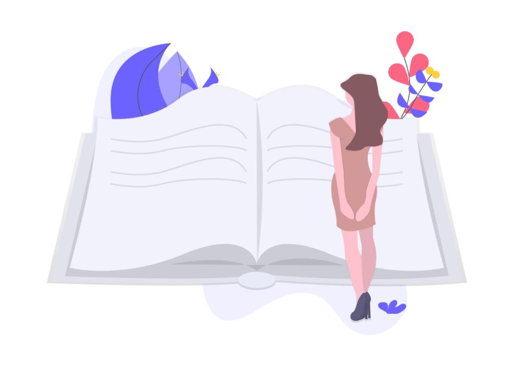 本の読み方 STEP②:帯・表紙・目次をじっくり読む
