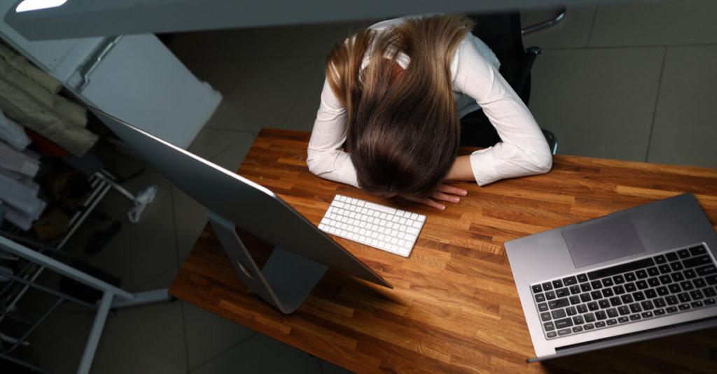 仕事を辞める理由⑥:将来が不安でしかない。