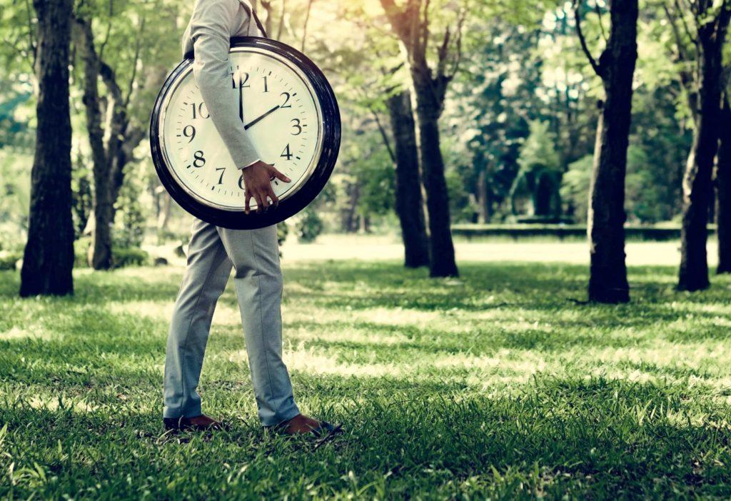 仕事を辞める理由⑤:とにかく時間が欲しい。