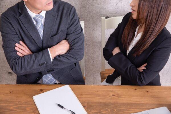 3.会社と上司どちらに納得行ってないか、分けて対処する