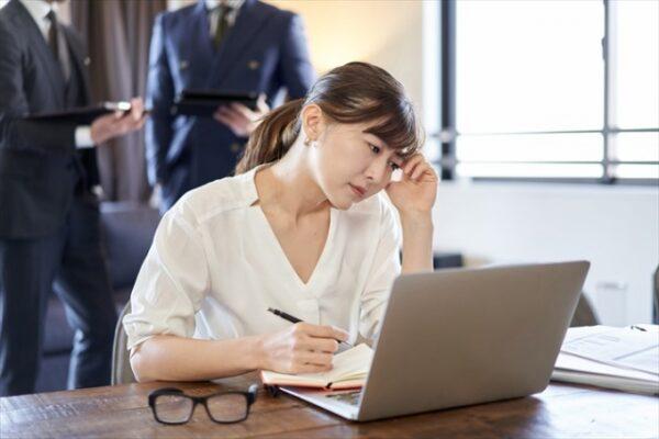 2.きつすぎる仕事と今すぐやめるべき7つのサイン